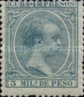 [Newspaper Stamps - King Alfonso XIII, Typ M21]