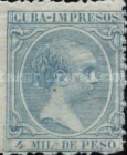 [Newspaper Stamps - King Alfonso XIII, Typ M22]