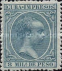 [Newspaper Stamps - King Alfonso XIII, Typ M23]