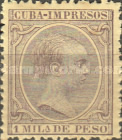 [Newspaper Stamps - King Alfonso XIII, Typ M7]