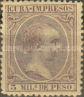 [Newspaper Stamps - King Alfonso XIII, Typ M9]