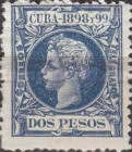 [King Alfonso XIII, type N19]
