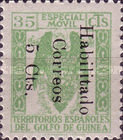[Revenue Stamps Surcharged, Typ AG]
