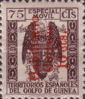 [Revenue Stamps Surcharged, Typ AG1]