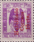 [Revenue Stamps Surcharged, Typ AG2]