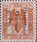 [Revenue Stamps Surcharged, Typ AG3]