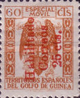 [Revenue Stamps Surcharged, Typ AG4]