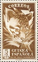 [Colonial Stamp Day - Common Genet, Typ BD]