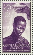 [The 100th Anniversary of Apostolic Prefecture of Fernando Poo, Typ BV]