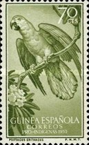 [Charity Stamps - Parrots, Typ CE1]
