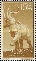 [Stamp Day - Elephants, Typ CI]