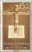 [The 75th Anniversary of the Secondment of Catholic Missionaries in The Gulf of Guinea, Typ CP]
