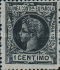 [Issue of 1903 - Blue Control Number on Back Side, Typ D]