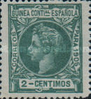 [Issue of 1903 - Blue Control Number on Back Side, Typ D1]
