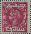 [Issue of 1903 - Blue Control Number on Back Side, Typ D10]