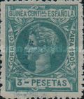 [Issue of 1903 - Blue Control Number on Back Side, Typ D12]