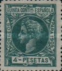 [Issue of 1903 - Blue Control Number on Back Side, Typ D13]