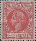 [Issue of 1903 - Blue Control Number on Back Side, Typ D14]