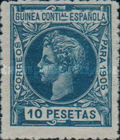 [Issue of 1903 - Blue Control Number on Back Side, Typ D15]