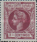 [Issue of 1903 - Blue Control Number on Back Side, Typ D2]
