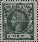 [Issue of 1903 - Blue Control Number on Back Side, Typ D3]
