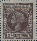 [Issue of 1903 - Blue Control Number on Back Side, Typ D4]