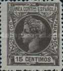 [Issue of 1903 - Blue Control Number on Back Side, Typ D6]