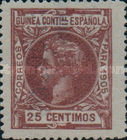 [Issue of 1903 - Blue Control Number on Back Side, Typ D7]