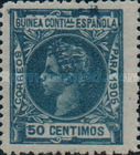[Issue of 1903 - Blue Control Number on Back Side, Typ D8]