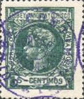 [Issue of 1906 Overprinted in Violet, Typ E4]