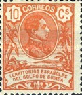 [King Alfonso XIII - Blue Control Number on Back Side, Typ I3]