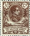 [King Alfonso XIII - Blue Control Number on Back Side, Typ I7]