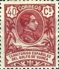 [King Alfonso XIII - Blue Control Number on Back Side, Typ I8]