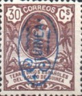 [King Alfonso XIII Stamps of 1909 - As Previous but Without Inscription