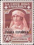[Red Cross - Spain Postage Stamps of 1926 Overprinted