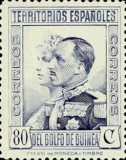 [King Alfonso XIII and Queen Victoria, type X]