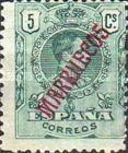 "[King Alfonso XIII - Spanish Postage Stamps Overprinted ""MARRUECOS"". See Also Spanish Post in Morocco, Typ A1]"