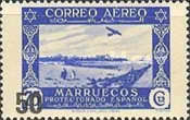 [Airmail - Aircraft on Lanscape - Previous Issue Surcharged, Typ BO1]