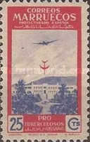 [Airmail - Combating Tuberculosis, Typ FD]