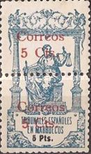 [Revenue Stamps, Typ I]