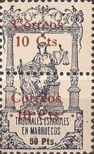 [Revenue Stamps, Typ I3]