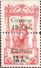 [Revenue Stamps, Typ I4]