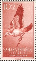 [Stamp Day - Birds, Typ AX]