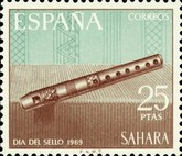 [Stamp Day - Musical Instruments, Typ DZ]