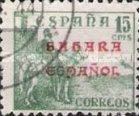[Spanish Postage Stamps of 1936-1940 Overprinted