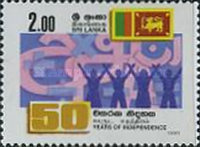 [The 50th Anniversary of Independence, Typ AAQ]
