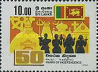 [The 50th Anniversary of Independence, Typ AAT]