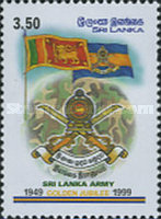[The 50th Anniversary of Sri Lankan Army, Typ ACR]