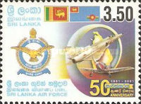 [The 50th Anniversary of Sri Lanka Air Force, Typ AFF]