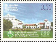 [The 100th Anniversary of St. Bridget's Convent, Colombo, Typ AGK]